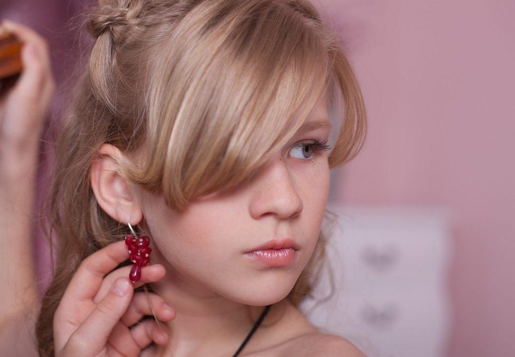 Les coffrets à bijoux pour les petites filles