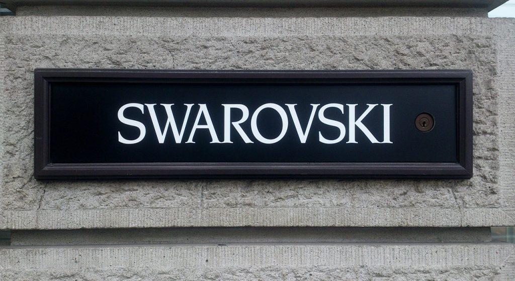 Les coffrets à bijoux Swarovski